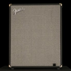 Fender Rumble 200 (V3), 120V, Black/Silver
