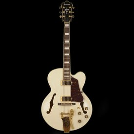 Ibanez Ibanez AF75TDGIV Artcore Hollowbody Electric Guitar Ivory