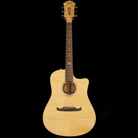 T-Bucket 400CE, Rosewood Fingerboard, Natural