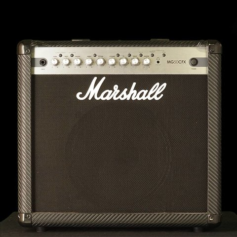 Marshall MG50CFX 50-Watt 1x12 Digital Combo Amp