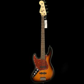Squier Vintage Modified Jazz Bass Left-Handed, Rosewood Fingerboard, 3-Color Sunburst
