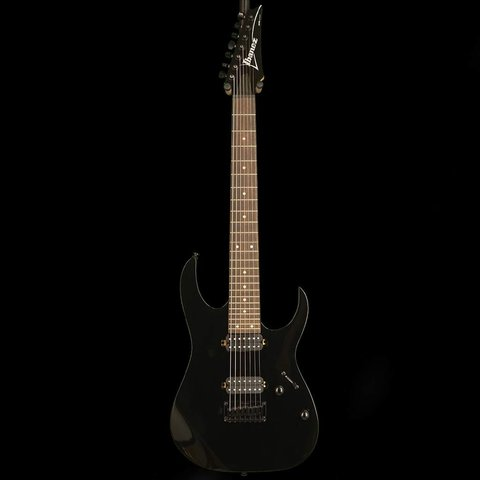 Ibanez RG7421BK RG 7-String Electric Guitar Black