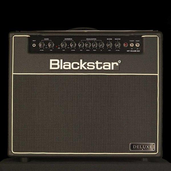 "Blackstar Blackstar HTCLUB40CDLX Limited Edition 40W 1 x 12"" Guitar Combo Amplifier"