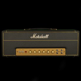 Marshall Marshall 2245 JTM45 2245 30-watt Plexi Tube Head Silver Jubilee Replica 100-Watt Tube Head