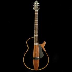 Yamaha Yamaha SLG200S NT Steel String Silent Guitar Natural