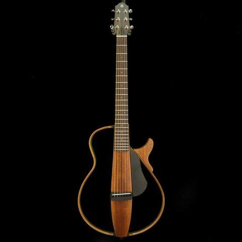 Yamaha SLG200S NT Steel String Silent Guitar Natural