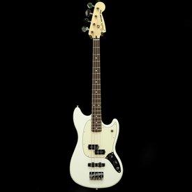 Fender Mustang Bass PJ, Rosewood Fingerboard, Sonic Blue