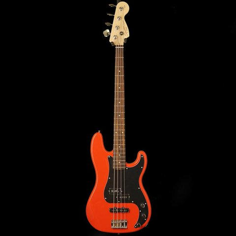 Affinity Series Precision Bass PJ, Rosewood Fingerboard, Race Red