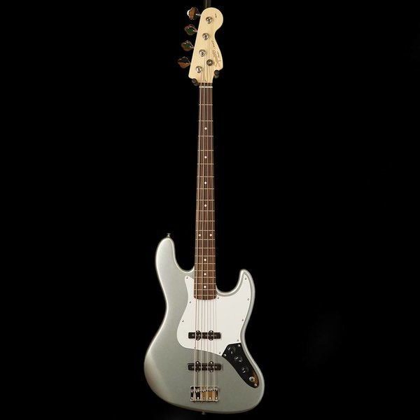 Squier Affinity Jazz Bass, Rosewood Fingerboard, Slick Silver