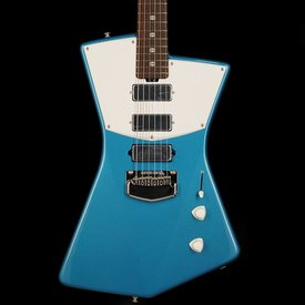 Music Man Ernie Ball Music Man St. Vincent Signature Vincent Blue