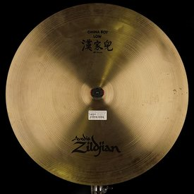"Zildjian Used Zildjian 20"" China Boy Low"