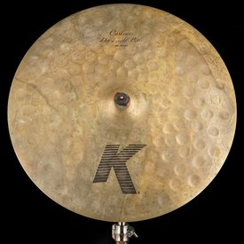 "Zildjian Used Zildjian K0966 20"" K Custom Dry Light Ride"