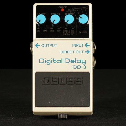 Used Boss DD3 Compact Digital Delay