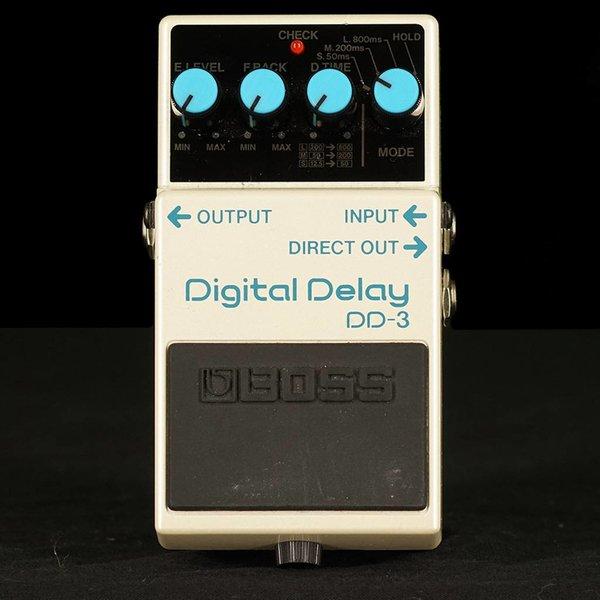 Boss Used Boss DD3 Compact Digital Delay