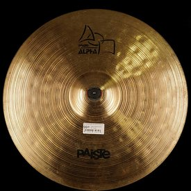 "Paiste Used Paiste Alpha 18"" Crash"