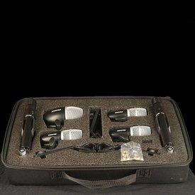 Shure Used Shure PG 6-Piece Drum Mic Kit