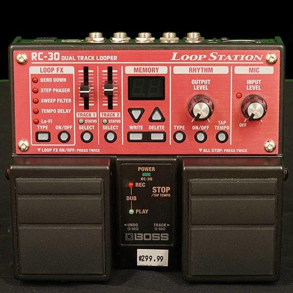Melody Music Shop LLC Used Boss RC30 Loop Station