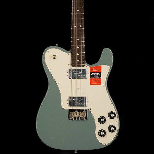 Fender American Pro Telecaster Deluxe Shawbucker, Rosewood Fingerboard, Sonic Gray