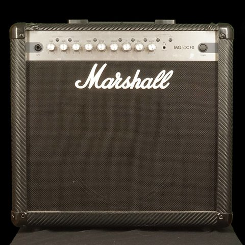 Used Marshall MG50CFX 50-Watt 1x12 Digital Combo Amp