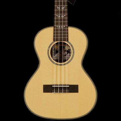 Used Kala Special Edition KA-SRT/MA Michael Aratani Commemorative Tenor Ukulele, Satin/Solid Spruce/Solid Rosewood