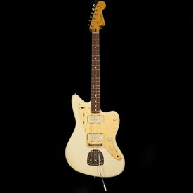 Squier Squier J Mascis Jazzmaster, Rosewood Fingerboard, Vintage White