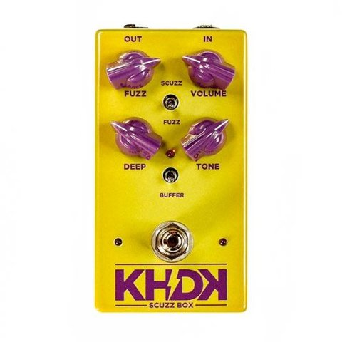 KHDK Scuzz Box Germanium Fuzz