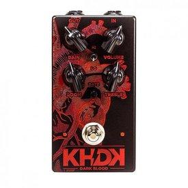 KHDK KHDK Kirk Hammett Signature Dark Blood Handmade Overdrive