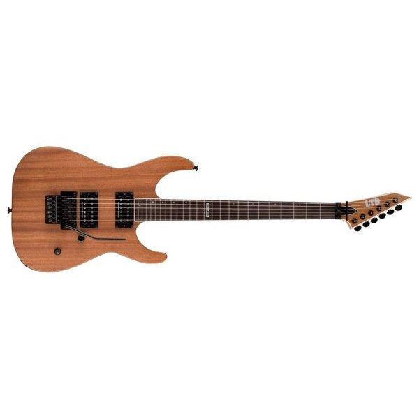 LTD ESP LTD LM400MNS M-400 Electric Guitar Natural Satin Mahogany