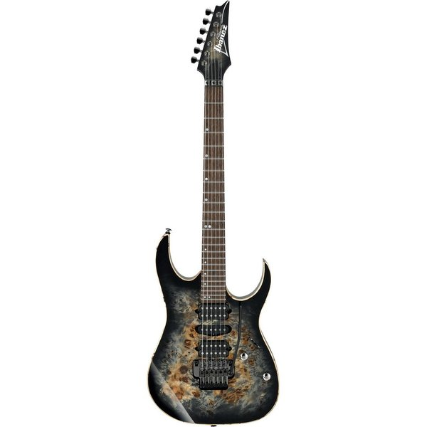 Ibanez Ibanez RG1070PBZCKB RG Premium 6str Electric Guitar w/Case Charcoal Black Burst