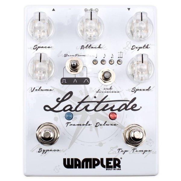 Wampler Wampler Latitude Deluxe Tremolo