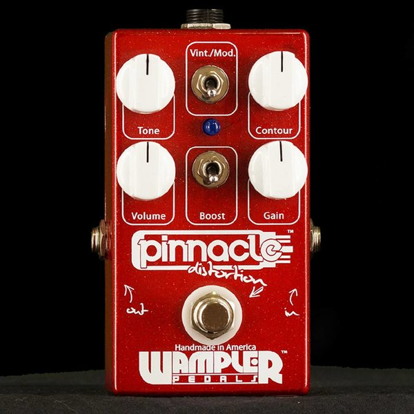 Wampler Wampler Pinnacle Standard Distortion Pedal