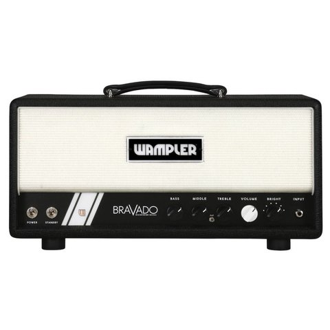 Wampler Bravado 40W Hand-Wired All Tube Head w/ FX Loop