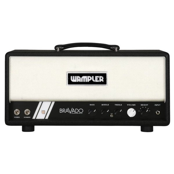 Wampler Wampler Bravado 40W Hand-Wired All Tube Head w/ FX Loop
