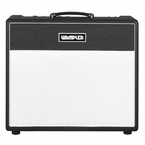 """Wampler Bravado Combo 1 x 12"""" 40W Hand-Wired All Tube, Celestion Creamback, FX Loop"""
