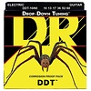 DR DDT-10/60 Drop Down Tuning Electric Guitar Strings,10-60