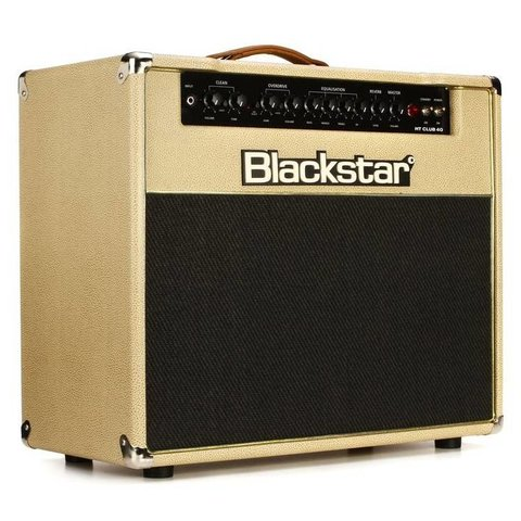 "Blackstar HT Club 40-watt 1x12"" Tube Combo Bronco Tan"