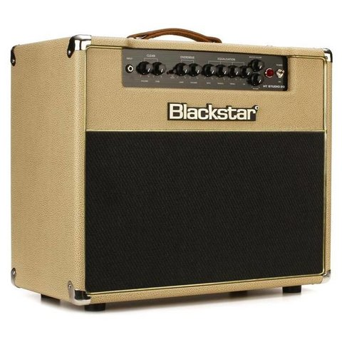 "Blackstar HT Studio 20-watt 1x12"" Tube Combo Bronco Tan"