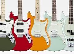 Fender Offset & Other Guitars