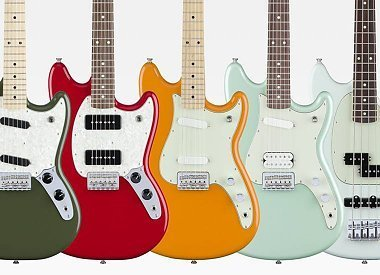 Fender Offset & Other Guitars