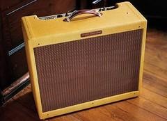 Fender Tube Guitar Amplifiers