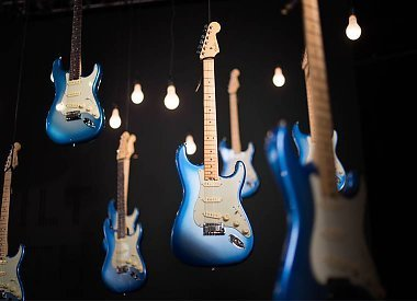 Fender Stratocaster Guitars