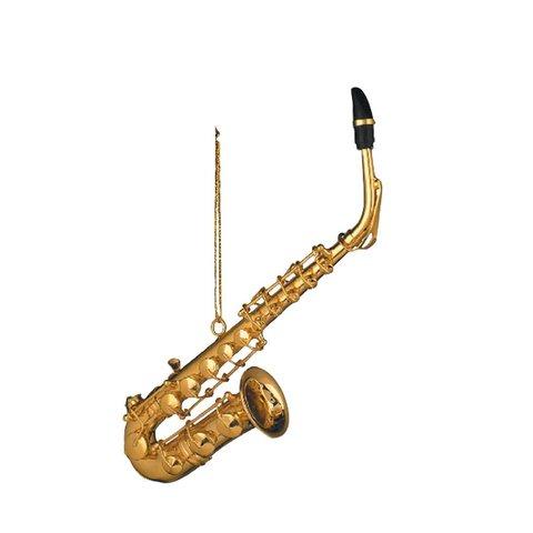 "Gold Alto Saxophone 4.5""H"