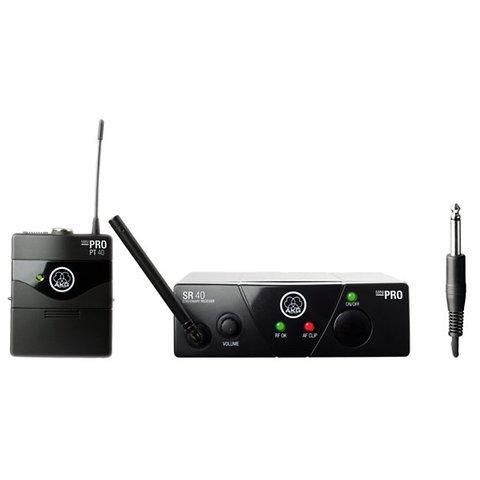 AKG Instrument Wireless System