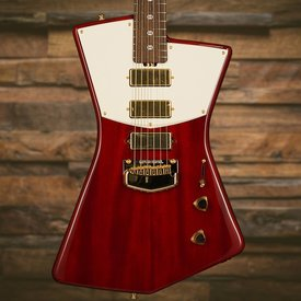 Music Man Ernie Ball Music Man St. Vincent Signature Heritage Red