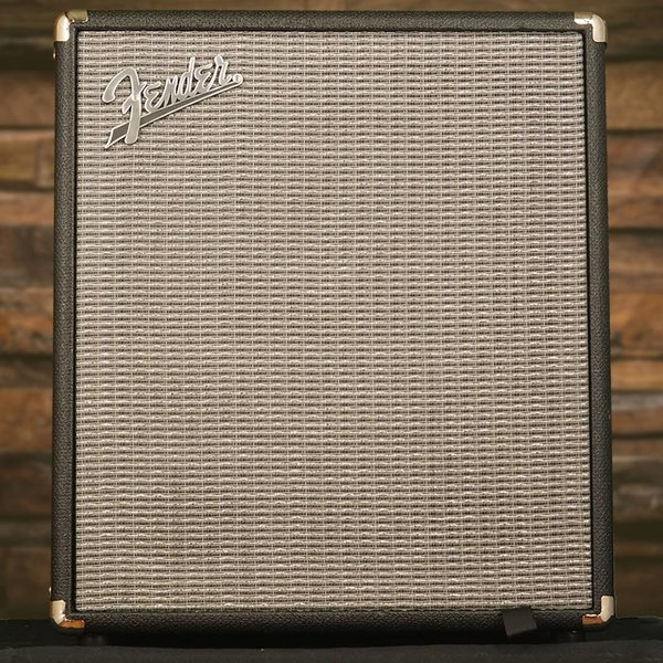 Fender Rumble 100 (V3), 120V, Black/Silver