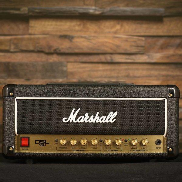 Marshall Marshall DSL15H 15-Watt Tube Head