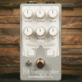 EarthQuaker Devices Earthquaker Devices Bit Commander V2 Guitar Synthesizer