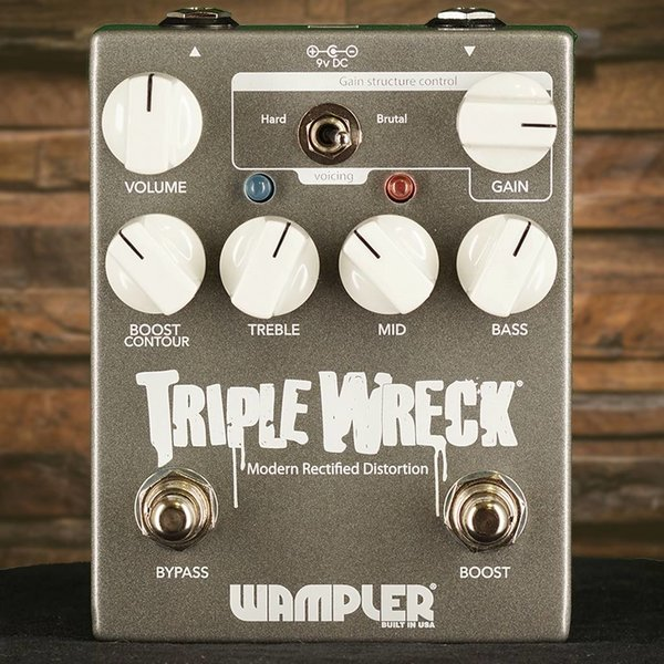 Wampler Wampler Triple Wreck Distortion