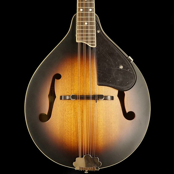 "Gretsch Guitars Gretsch G9311 New Yorker ""Supreme"" A.E., A-Style Mandolin, Solid Mahogany Top/Back/Sides, Fishman Pickup, Vintage Sunburst"