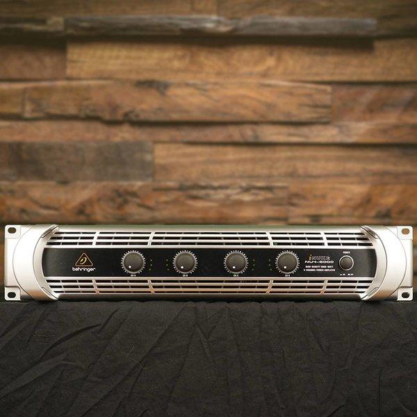 Behringer Behringer NU46000 6000W 4-Channel Power Amp